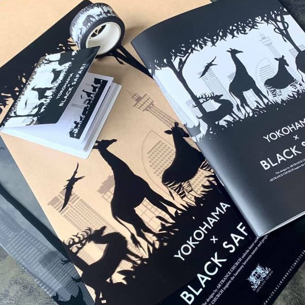 「YOKOHAMA × BLACK SAFARI」シリーズの販売を開始しました。